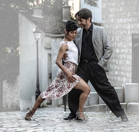 Luis Bruni et Natalia Almanda